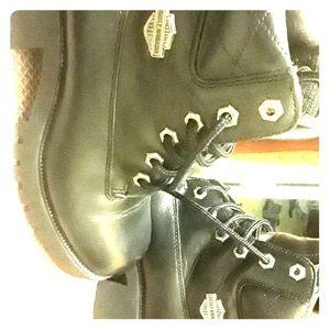 Harley Davidson boots